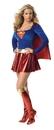 Rubies 888239MD Supergirl 1Pc Adult Medium Web