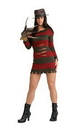 Rubies 888636XS Freddy Female Adult X-Small
