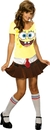 Rubies 888768MD Spongebabe Adult Medium
