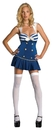 Rubies 889132SM Anchors Away Adult Costume Sm