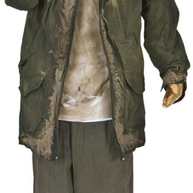 Morris Costumes SS-60026G Jason Voorhees Lifesize Animat