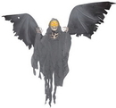 Morris Costumes SS-80298 Animated Flying Reaper
