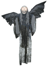 Morris Costumes SS-82150 Hanging Talking Winged Reaper