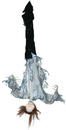 Morris Costumes SS-82791 Slashing Upside Down Reaper