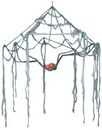 Morris Costumes SS-85340 Spider Canopy Web Eyes Light