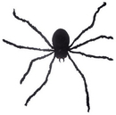 Morris Costumes SS-85526 Light Up Shaking Spider