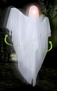 Morris Costumes SS-85570 Hanging Rotating Ghost
