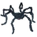 Morris Costumes SS-87237 Light Up Bk Spider Long Hair