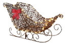 Morris Costumes SS-87989G Starry Night Grapevine Sleigh
