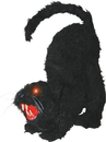 Morris Costumes SS-89253 Cat W Lights Sound