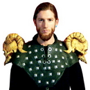 Morris Costumes TA-01 Collar Of Doom Latex