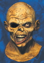 Morris Costumes TA-303 Gates Of Hell Zombie Mask