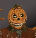 Morris Costumes TA-349 Pumpkin Rot Latex Mask