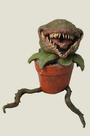 Morris Costumes TA-399 Man Eating Plant Puppet