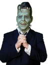 Morris Costumes TA-522 Reaganstein Latex Mask
