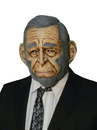 Morris Costumes TA-525 Gw Bush Of The Apes