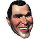 Morris Costumes TF-60039 Bush Jr Mask