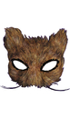 Morris Costumes TI-55 Mask Cat Feather Natural