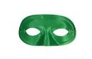 Morris Costumes TI-60GR Half Domino Mask Green