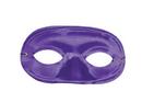 Morris Costumes TI-60PR Half Domino Mask Purple