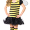 Leg Avenue Lingerie 48107LG Bee Large Child