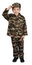 Morris Costumes UP-202T Army Toddler 3 To 4