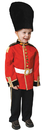 Morris Costumes UP-206SM Royal Guard Sm 4 To 6
