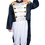 Morris Costumes UP-218SM Colonial General Sm 4 To 6