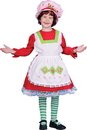 Morris Costumes UP-230LG Fairy Tale Country Girl Large