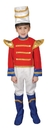 Morris Costumes UP-293SM Toy Soldier Child 4 To 6