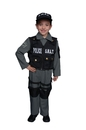 Morris Costumes UP-327MD S.W.A.T. Child Medium