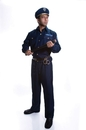 Morris Costumes UP-330MD Adult Police Medium