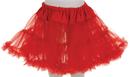 Underwraps UR-25837 Petticoat Tutu Child Skirt Red
