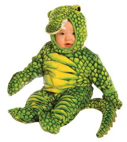 Underwraps 26017TL Alligator Toddler 2T-4T