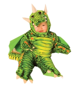 Underwraps 26020TS Dragon Small Sz 6-12Mo