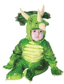 Underwraps 26030TM Triceratops Toddler 18-24 Mo