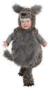 Morris Costumes UR-26107TM Wolf Toddler Md 18-24