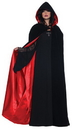 Underwraps 29243 Cape Delx Velvet Satin 63 In