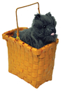 Morris Costumes VA-521 Toto In Basket