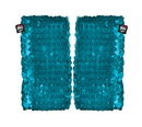 Morris Costumes XS-11459 Mh Arm Warmer Blue Sequin Chld