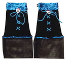 Morris Costumes XS-11889 Mh Creeperifc Leg Warmer Child