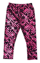 Morris Costumes XS-12690 Mh Creeperific Leggin Child 6+