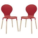 Modway Furniture EEI-1368 Path Dining Chair Set of 2