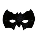 Oparty 6 Pcs Batman Masks Dress-Up Half Mask Halloween Costume Accessory Cosplay Party Favors