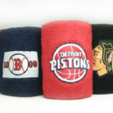 "Custom Terry Wristbands with Size 3.15"" x 3"""