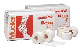 "Mueller M Tape - 1 ½"" x 15 yds. (32 rolls/case), Product #: 130105"