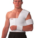 Mueller 315XL Shoulder Brace, Right, White - Xl