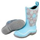Muck Boot Kid's Hale Blue Snowflake