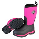 Muck Boot Rugged II Pink/Black