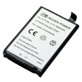 Mugen Power Extended Battery 1800mAh for Verizon Casio G'zOne Commando